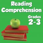 Reading Comp Grades 2-3