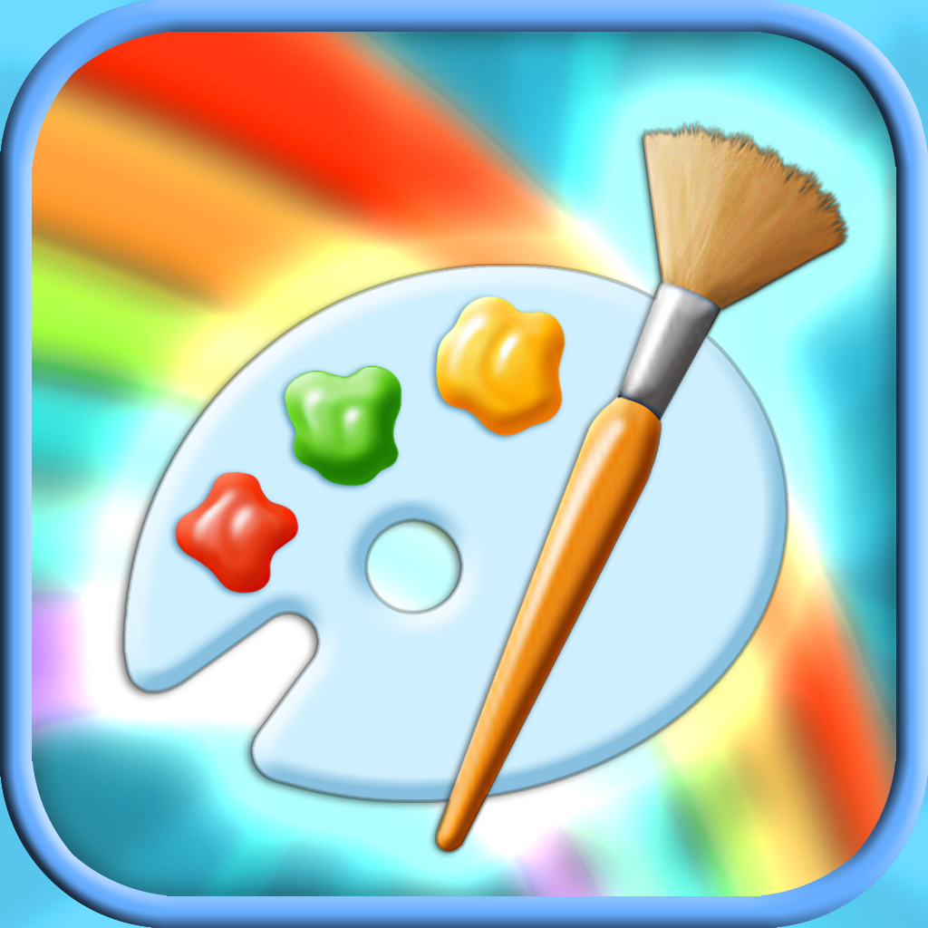 Scribble Drawing App : Bridgingapps reviewed app paint sparkles draw my first