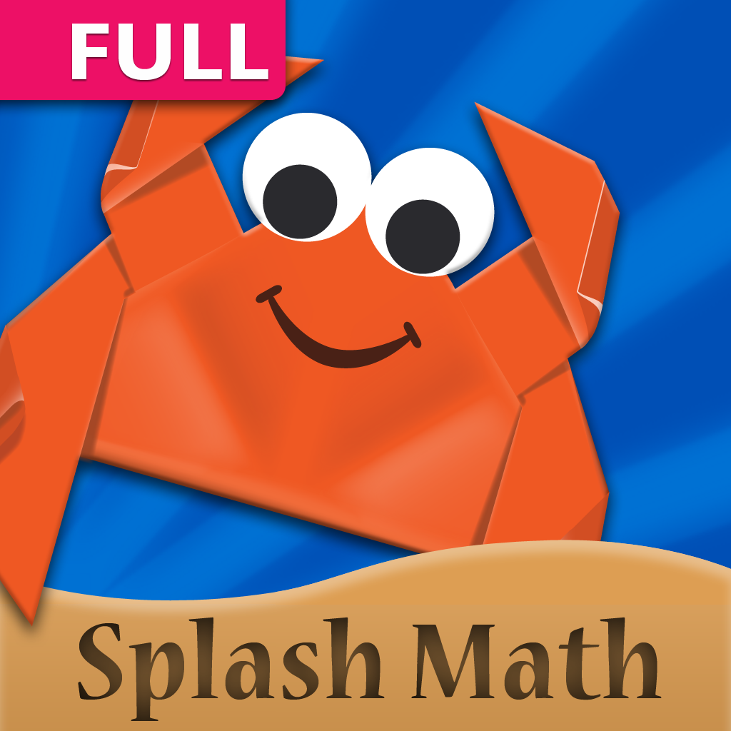 BridgingApps Reviewed App: 3rd Grade Math: Splash Math Worksheets Game ...