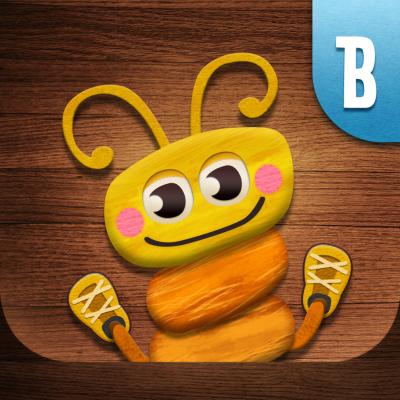 Counting Caterpillar App
