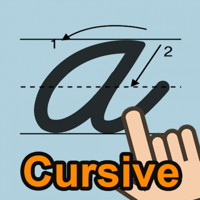 Cursive Writing App