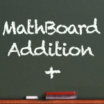 MathBoard Addition App