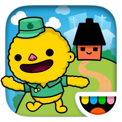 Toca Town App