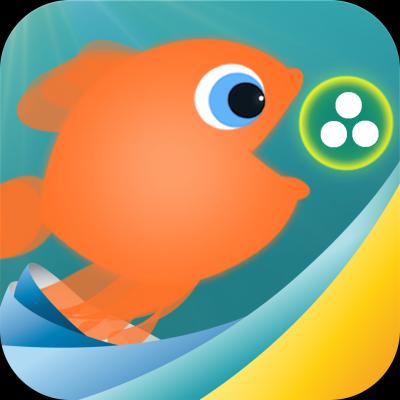 Motion Math Hungry Guppy App