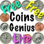 Coins Genius Lite App
