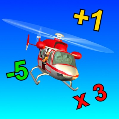 Math to the Rescue App
