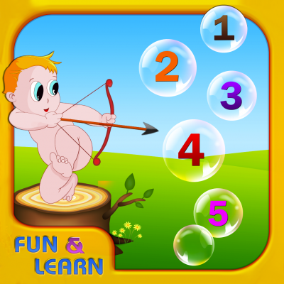 Fun and Learn Teach Me Numbers App
