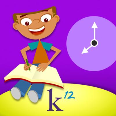 K12 Timed Reading Practice App