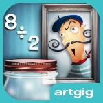 Mystery Math Museum App