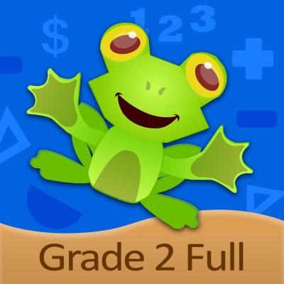 2nd Grade Splash Math App