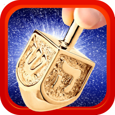 Dreidel Match 3 Free Chanukkah Games App