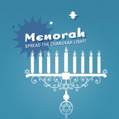 Menorah - Chanukah App