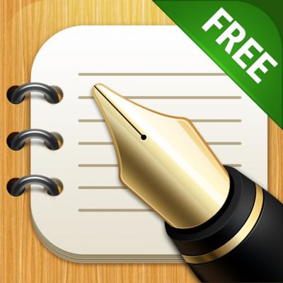 Notebook+ Free App