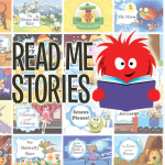 Read Me Stories 30 Book Library App