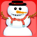 starfall-snowman app