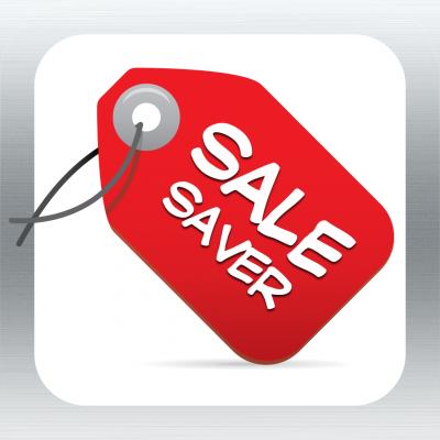 Sale Saver LT App