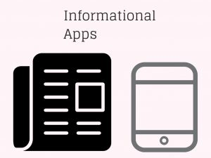 Informational Apps