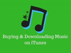 How to Buy & Download Music on iTunes