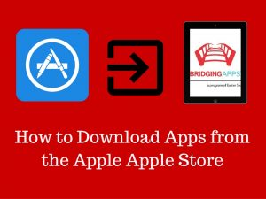 How to Download Apps from the App