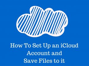 Print out here:  How to Use iCloud