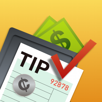Tip Check - FREE Tip Calculator and Mobile Gratuity Guide App