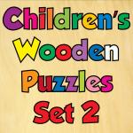 Wooden Puzzles Set 2 App