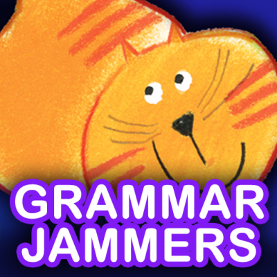Grammar Jammers Primary Edition App