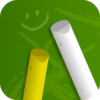 Chalk Board Free App
