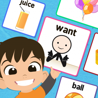 Tom Taps Speak AAC for Kids App