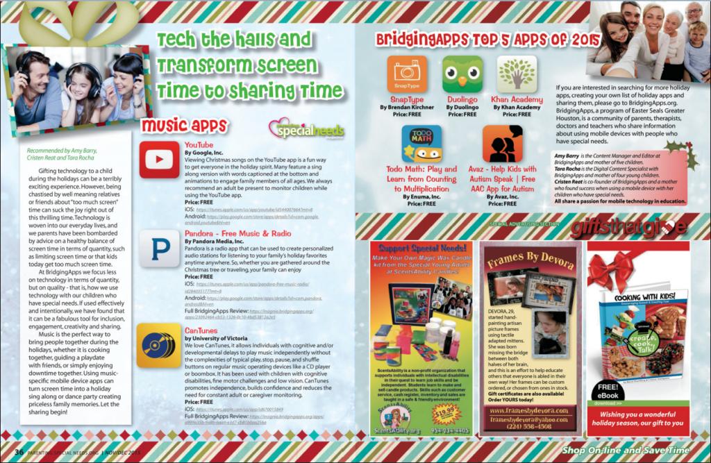 PSN Holiday Article 2015