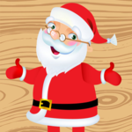 Christmas Wooden Puzzles App