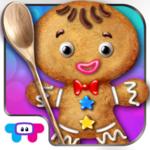 Gingerbred Crazy Cookie Maker App