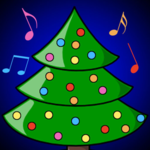 GlowTunes Christmas App