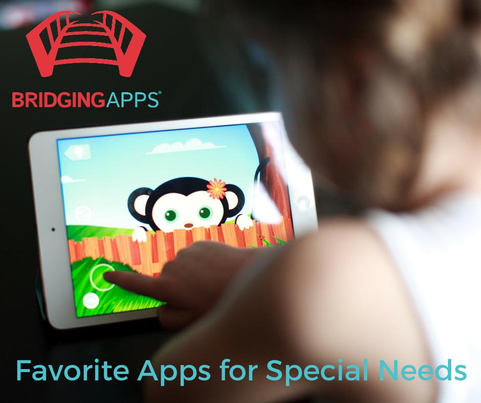 BridgingApps Favorite Apps for Special Needs List