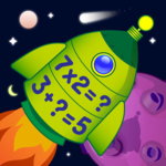 Space Math Hero App