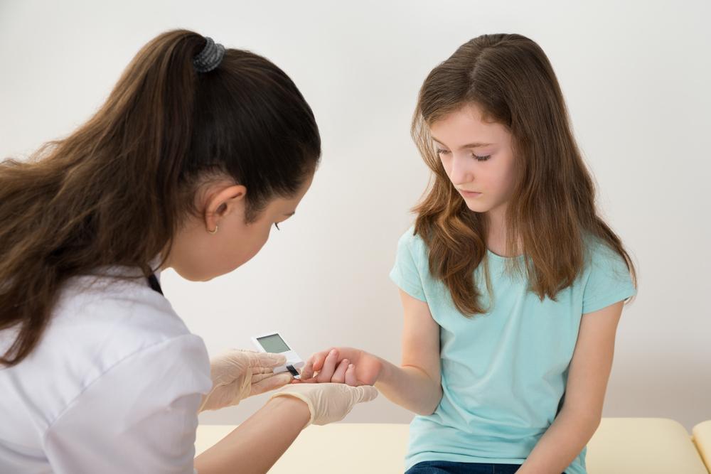 Child Diabetes Image