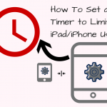 How to Set a Timer Video Link