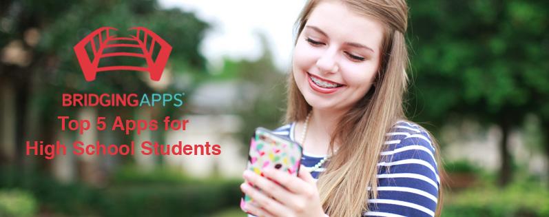 Top 5 High School Apps WP