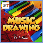 Music Drawing Notation App