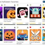 Halloween App List