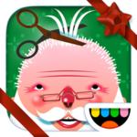toca-hair-salon-christmas app