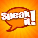speak-it app