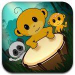 monkey-drum app