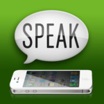 speak-and-read-to-me app