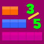 Thinking Blocks Fractions App
