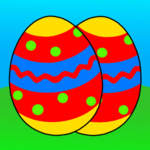 Easter Egg Matchy Matchy App
