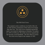 Historical Markers App