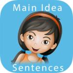 Main Idea Sentences App
