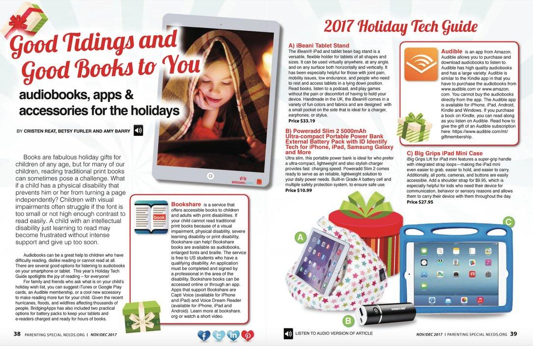 PSN Holiday Article 2017