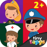 Community Helpers by Tinytapps App